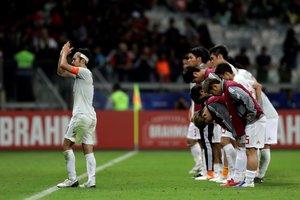 Japón se despide del torneo sudamericano dejando una buena impresión.