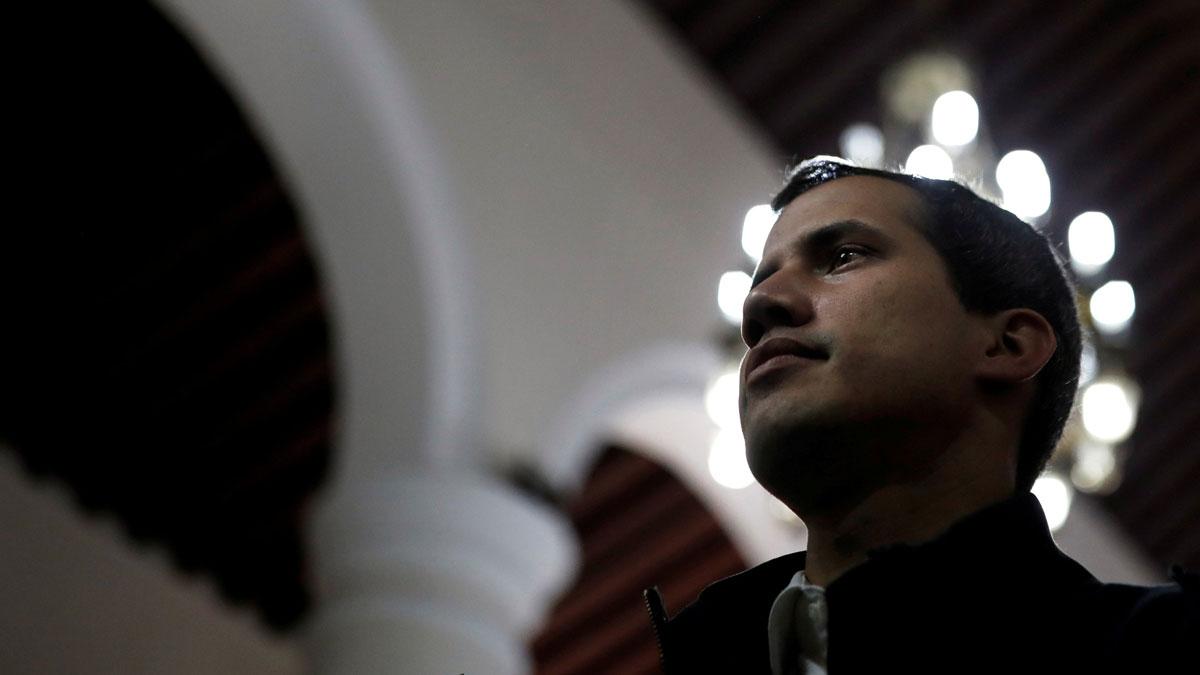 Resumen de la crisis venezolana, desde laautoproclamación de Juan Guaidó como presidente.