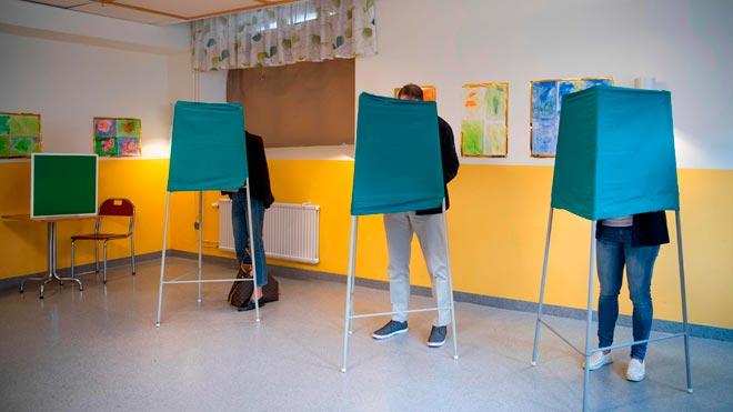 Suecia decide su futuro político en las elecciones de este domingo.