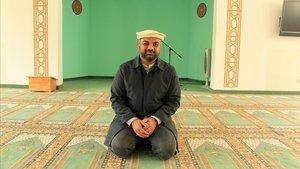 Suleman Malik, líder de la comunidad islámica de Erfurt.