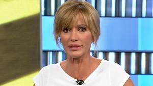 """El disgust de Susanna Griso amb els seus col·laboradors a 'Espejo público': """"Respecteu-me"""""""
