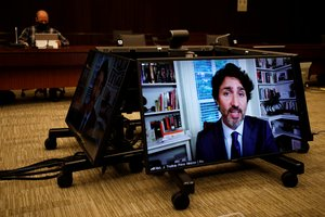Trudeau pasó 90 minutos sometido a un aluvión de preguntas por parte de los diputados de la oposición sobre la decisión de su Gobierno.