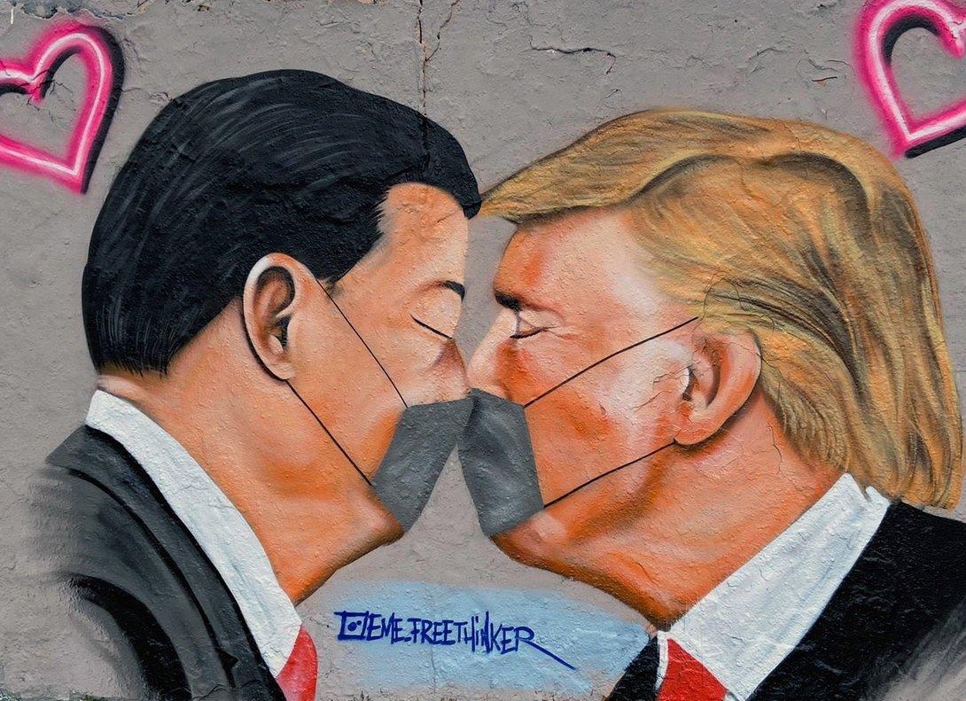 El pacto fue calificado por Trump en enero como revolucionario y supuso el inicio de la tregua entre ambos países.