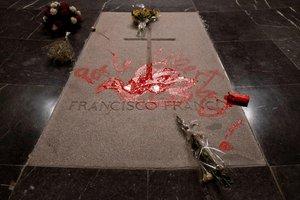 La exhumación de Francisco Franco no está asegurada.
