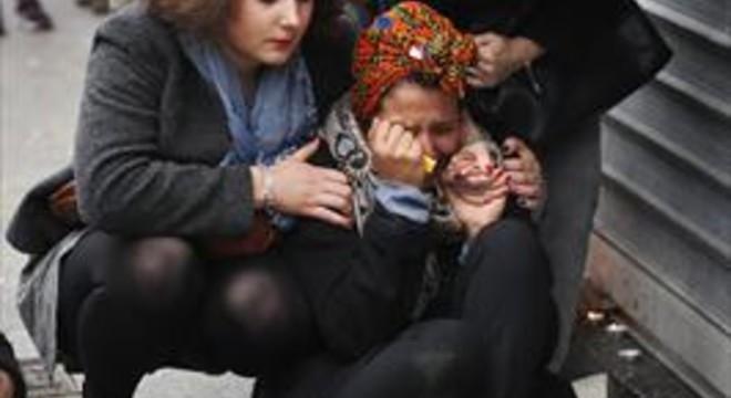 La masacre convierte París en una ciudad fantasma