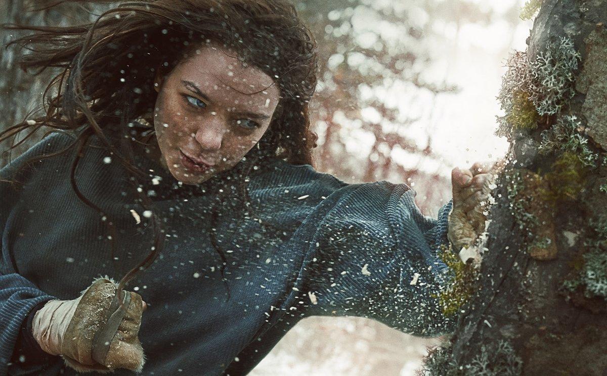 Foto promocionalde la serie 'Hanna'
