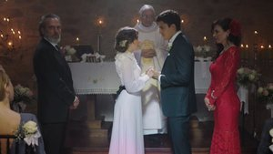 'Vivir sin permiso' celebra con éxito su boda y 'Vis a vis' vuelve como lo más visto del pago