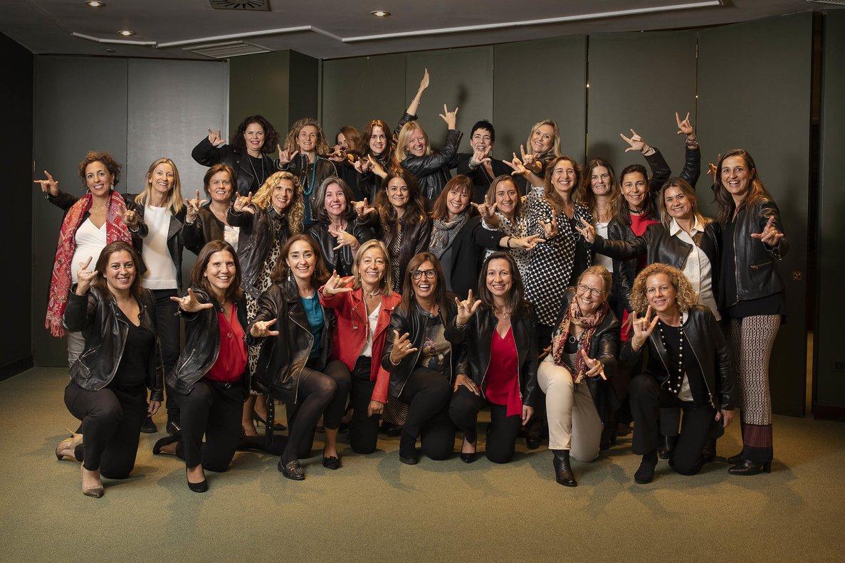 WeRock Capital ya está formado por 60 mujeres