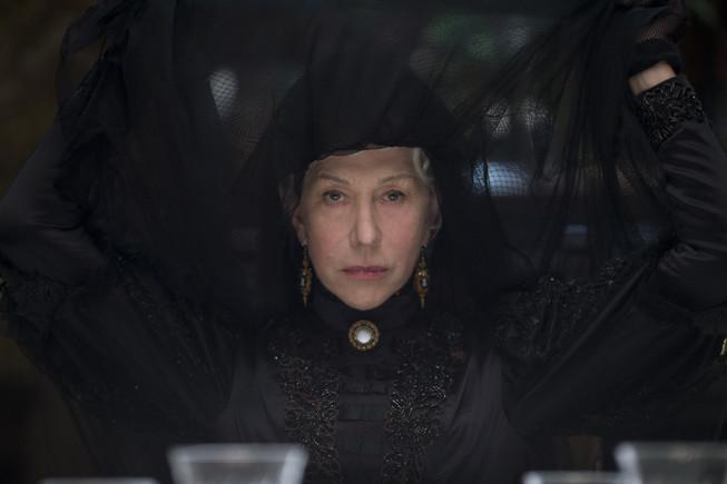 """Helen Mirren: """"El público ama las historias de violencia"""""""
