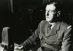 De Gaulle, la veu d'un general desconegut