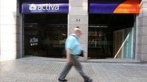 Sede de Activa Mutua en Barcelona.
