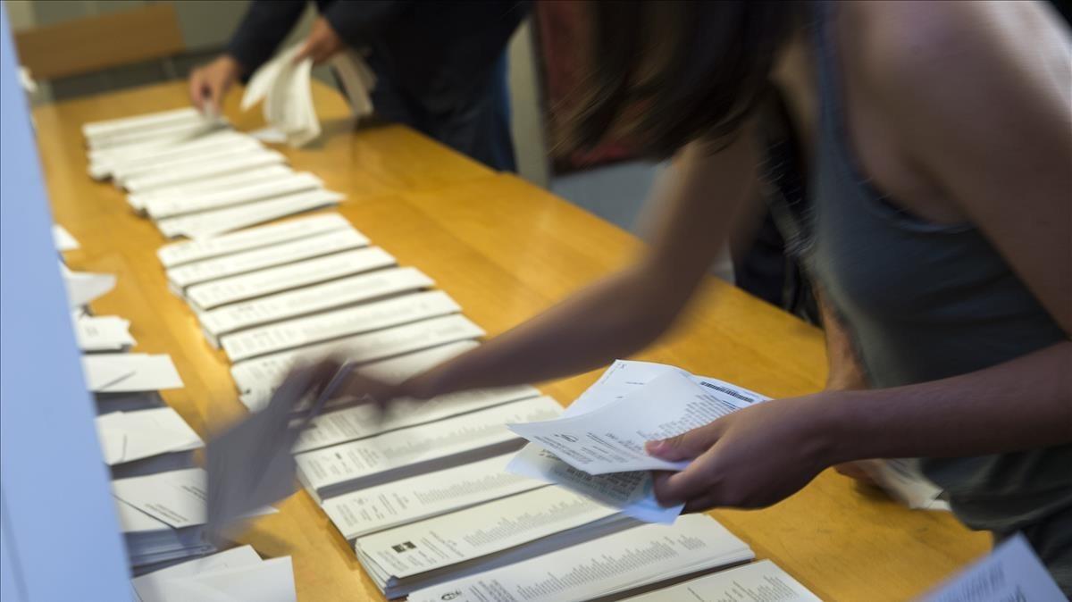 Elecciones municipales de mayo del 2015.