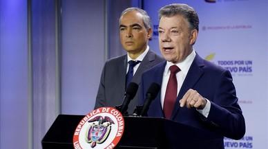 El Gobierno colombiano se retira del diálogo con el ELN