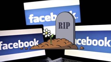 La muerte en Facebook