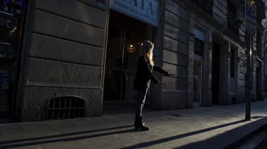 Morir como un perro en el Raval de Barcelona