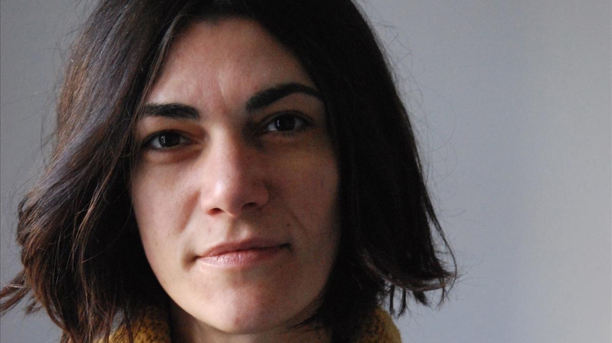 La realizadora catalana Meritxell Colell.
