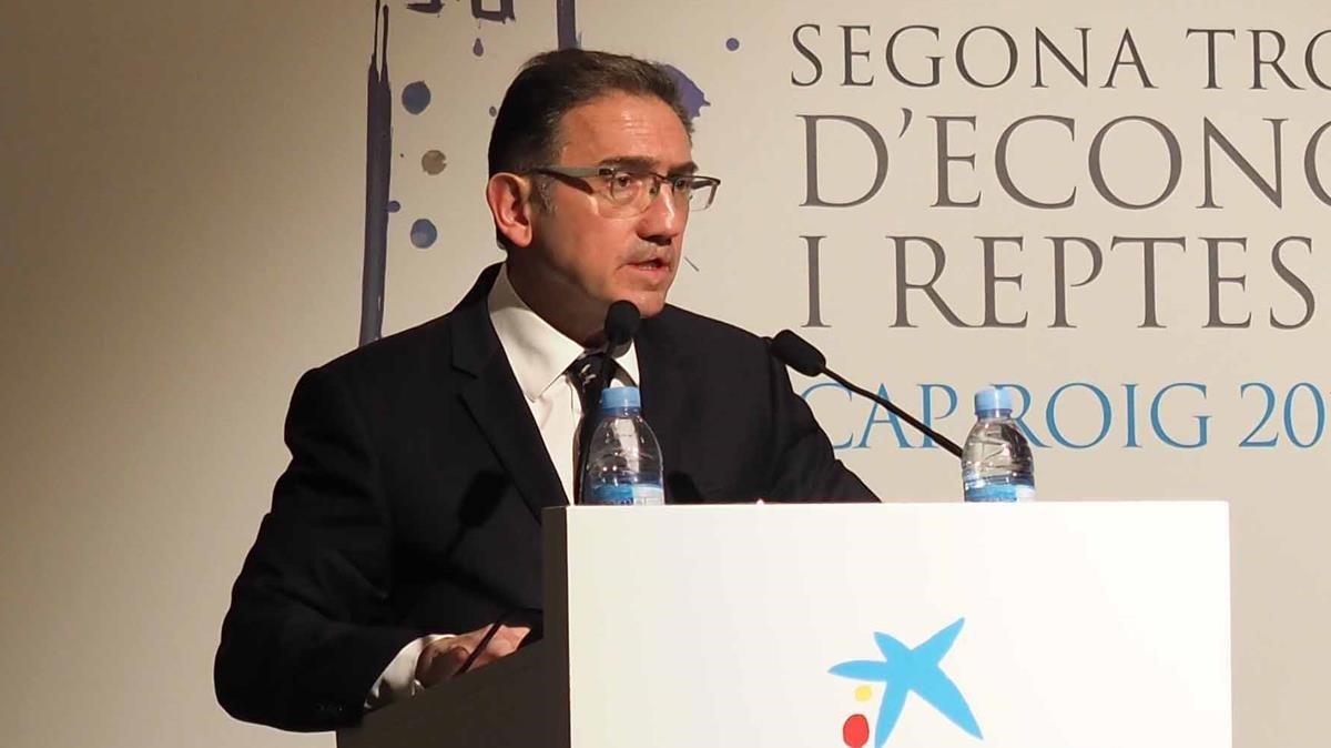 Jaume Giró crea una consultora para prestar servicio a empresas y directivos