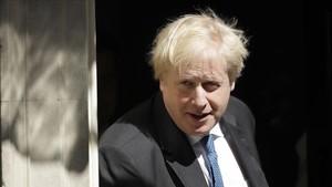 "Boris Johnson adverteix del risc de ""col·lapse"" del 'brexit'"