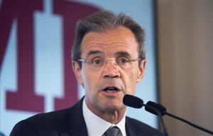 Jordi Gual, presidente de CaixaBank.