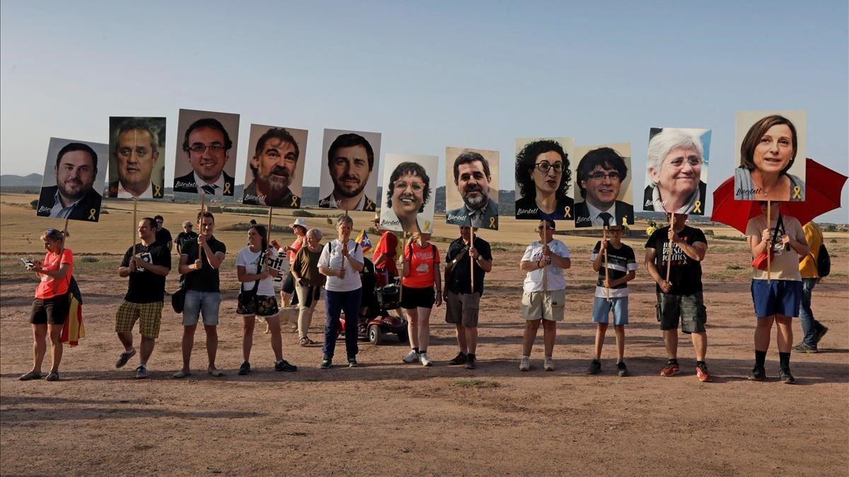Catalunya i Espanya esperen sentència