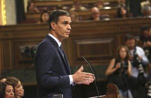 Sánchez endossa a Iglesias tota la culpa del fracàs de la investidura