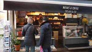 News & Coffee: una nova vida per als quioscos