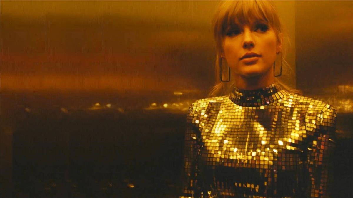 Taylor Swift en 'Miss Americana'.
