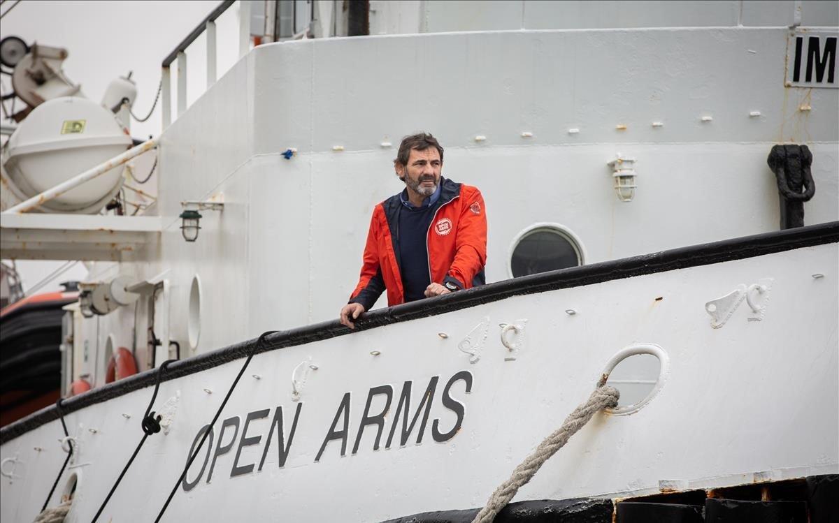 Open Arms demana ajuda a la ciutadania per poder tornar al mar a rescatar vides