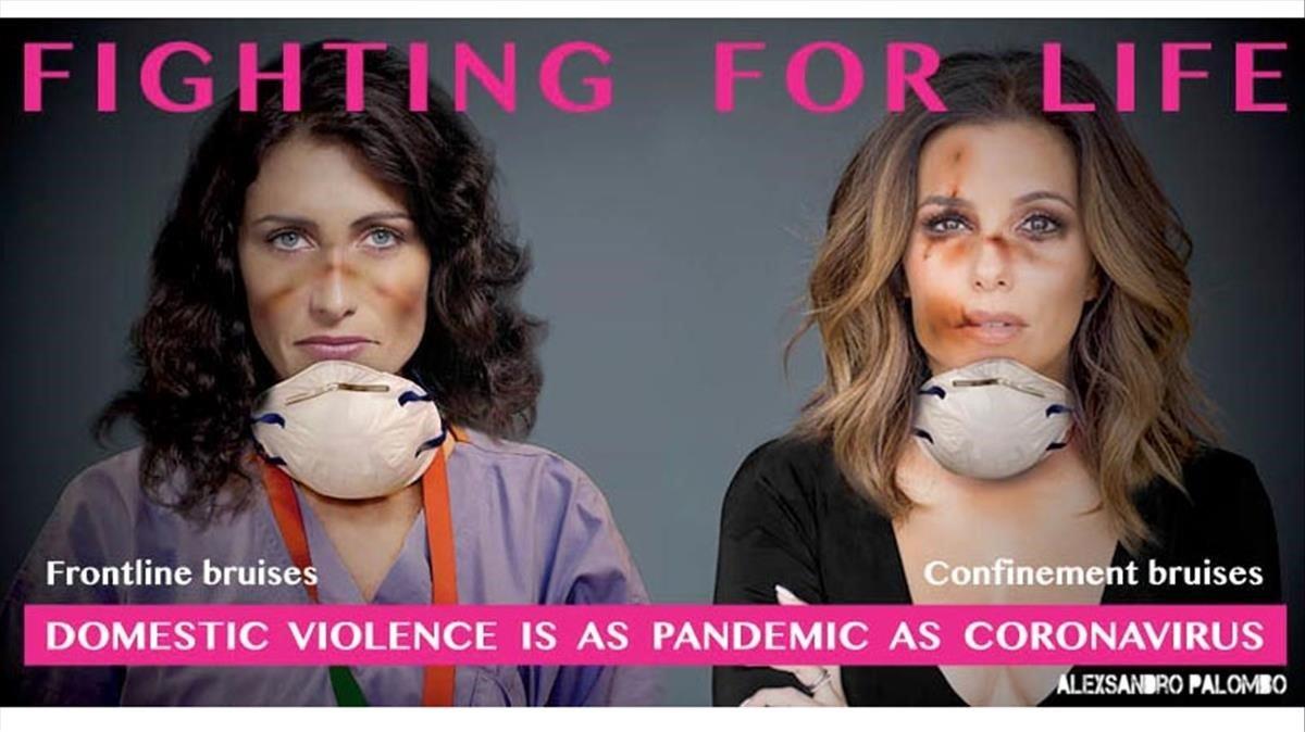 Eva Longoria, Olivia Wilde y Marcia Cross, contra violencia de género