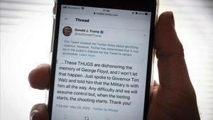 Silicon Valley desafia l'estratègia digital de Trump