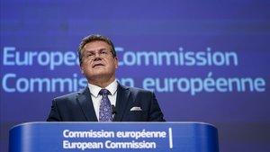Londres es reafirma: «El Regne Unit no sol·licitarà la pròrroga de la negociació amb la UE»