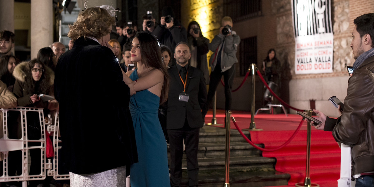 Macarena García, en una imagen de 'Paquita Salas'.