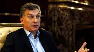 zentauroepp35043949 argentine president mauricio macri speaks during an intervie170105182929