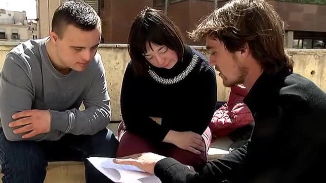 Denuncien un local de Lleida per impedir laccés dun grup de joves amb síndrome de Down