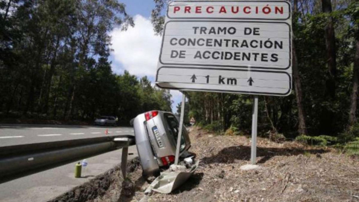Motor - Estos son los cinco tramos más peligrosos de España