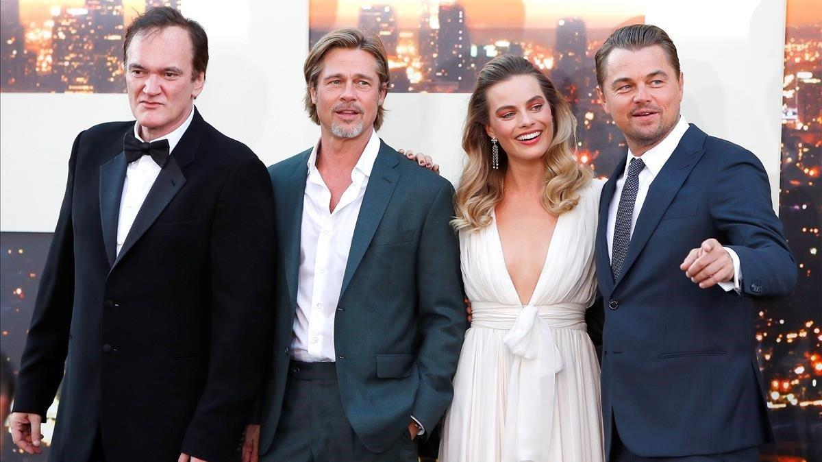 ¿Cuánto mide Leonardo DiCaprio? - Altura - Real height - Página 2 1563897449923