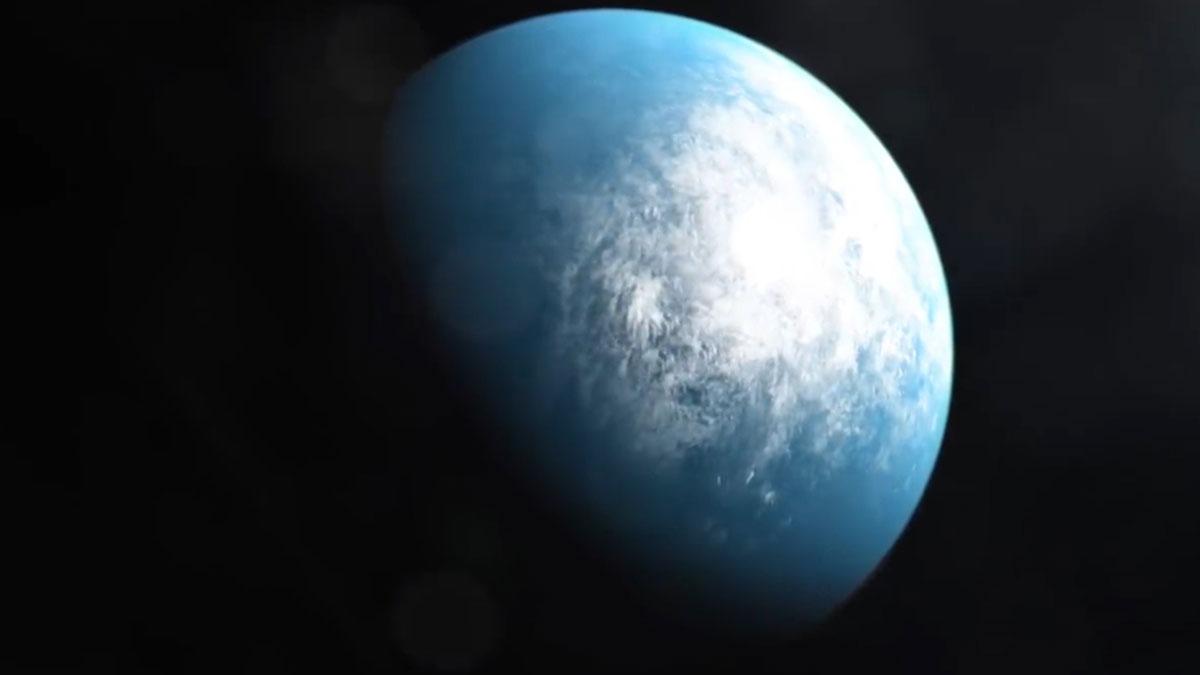 NASA descubrió un planeta totalmente habitable y del tamaño de la Tierra.