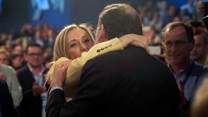 Rajoy concedeix una mica de temps a Cifuentes a l'espera que Cs decideixi