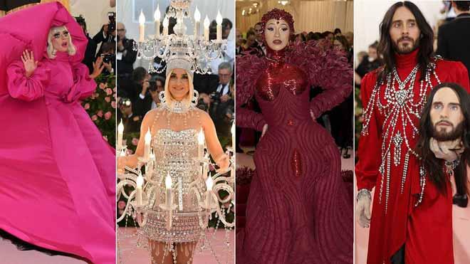 Els millors i més extravagants 'looks' de la gala MET 2019