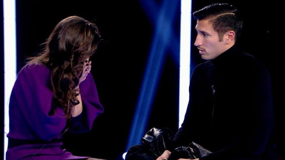 """Gianmarco deja descolocada a Adara con su enigmática despedida: """"Aquí se ve todo"""""""