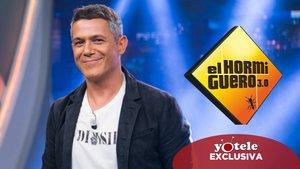 Alejandro Sanz, el próximo invitado estrella de 'El hormiguero'.