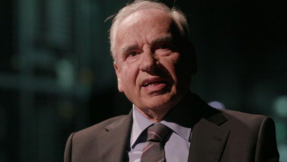 Alfonso Guerra en 'Salvados'.