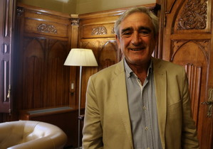 Alfredo Vega, líder del PSC de Terrassa y ex alcalde de la ciudad.