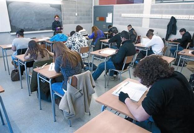 Alumnos catalanes llaman a boicotear las pruebas de cuarto de ESO