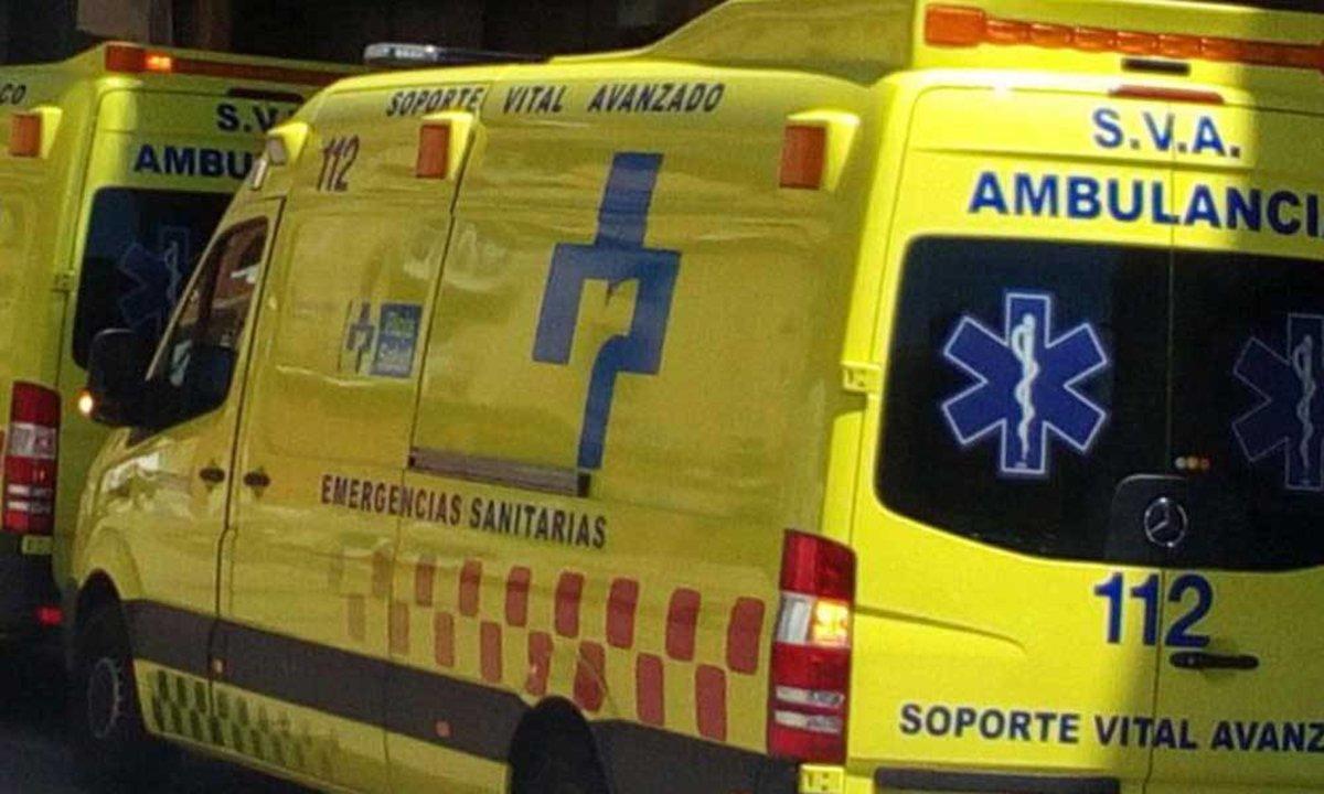 Mor un camioner al sortir de la via i incendiar-se la cabina a l'AP-7 a l'altura d'Ulldecona