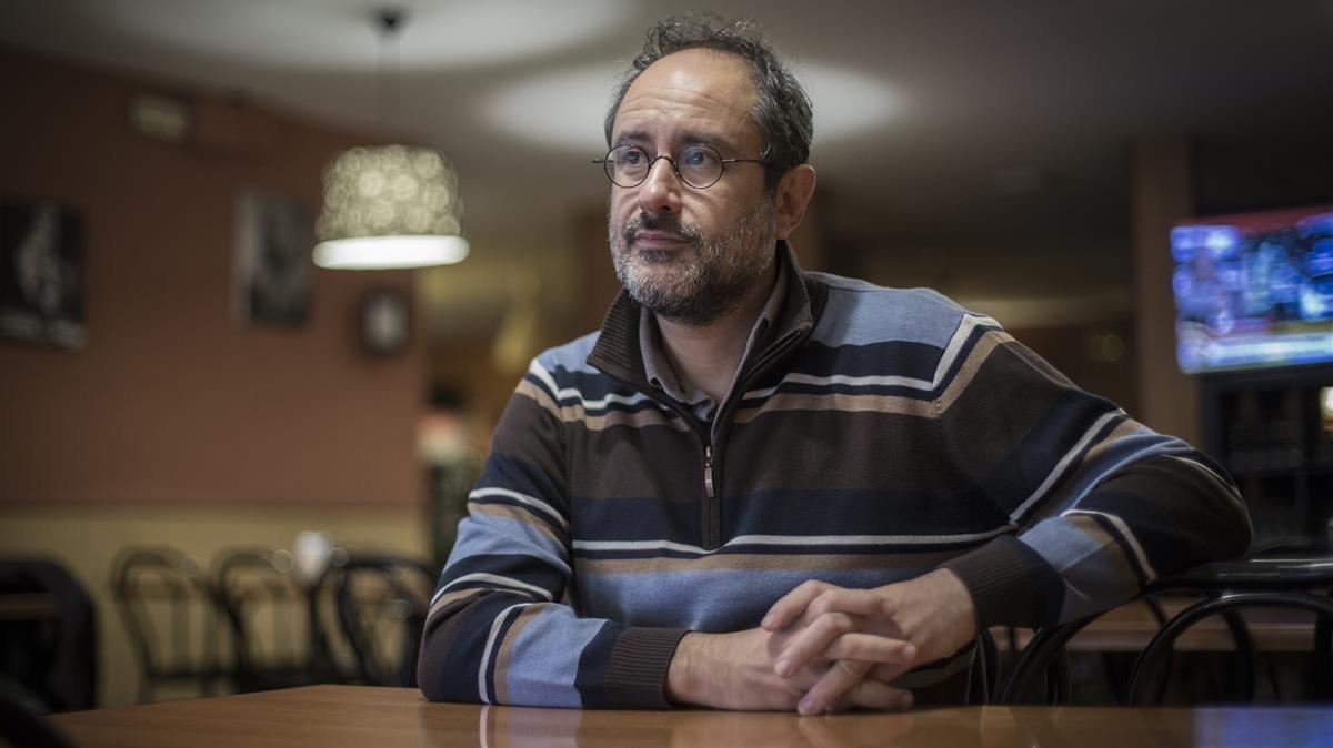 Antonio Baños, en una imagen de archivo.