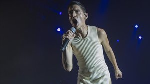 Arca, en su actuación en el Sónar del 2017
