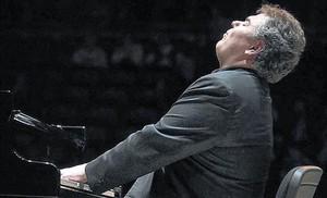 Arcadi Volodos, en el Festival de Piano de Torroella de Montgrí.