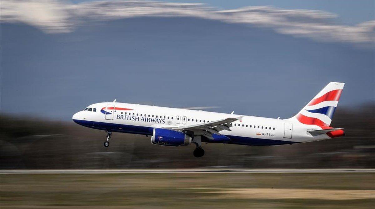 ¡Bienvenidos a Edimburgo!: Vuelo de British Airways se equivoca de destino