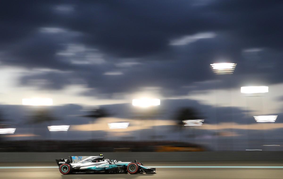 Valtteri es posa les Bottas a Abu Dhabi